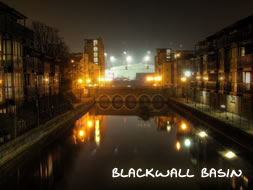 Blackwall Basin